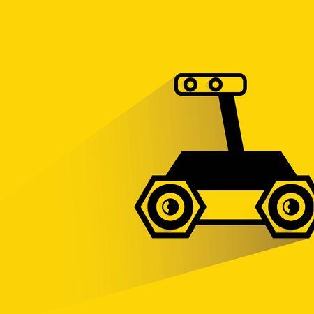 rescue robot Illustration