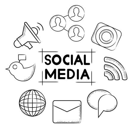 소셜 미디어