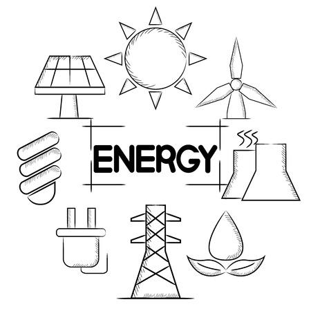 energy icon: energy