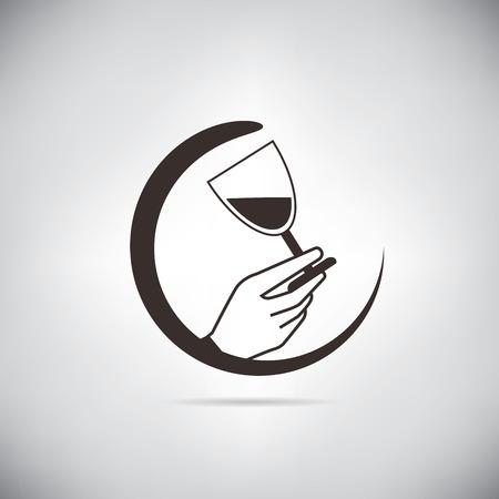 intoxicant: wine