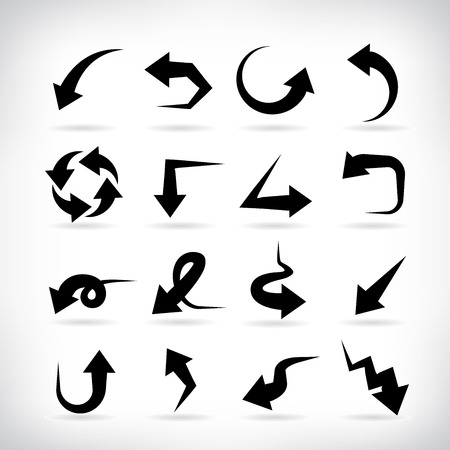 arrows Vettoriali