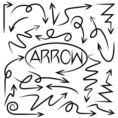 indexes: sketch arrows