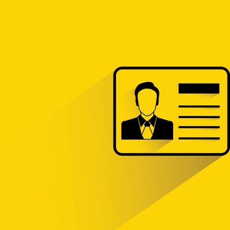 business id card Vector