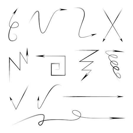 loop: sketch arrows