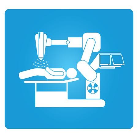 x ray machine: medical machine