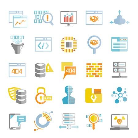 programer: programming icons