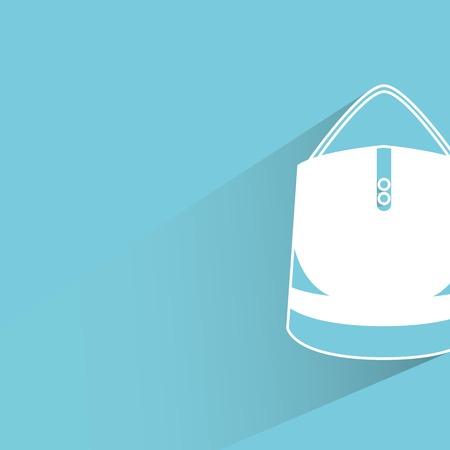 hand bag: bolsa de mano