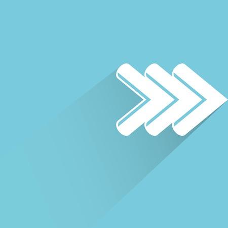 flecha: Arrow