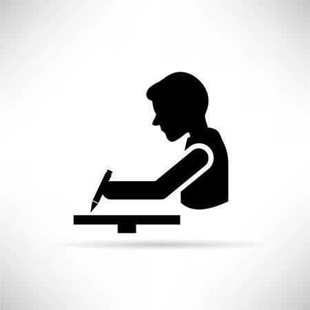 the writing: writing