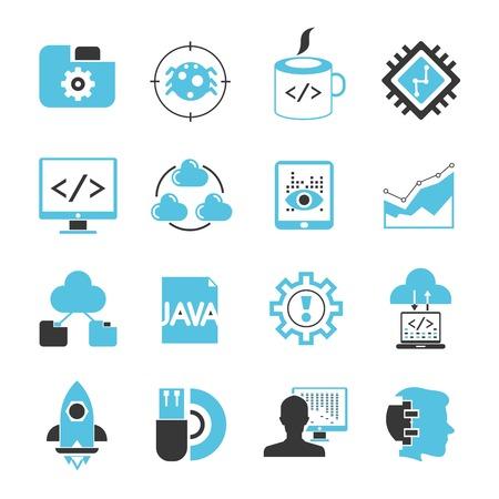 programming icons