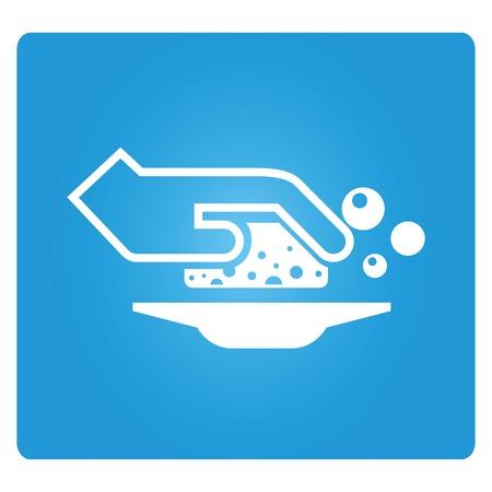 washing dishes: dish washing