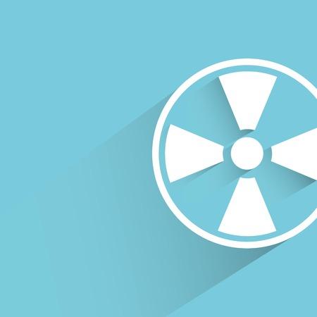 radioactive: radioactive sign