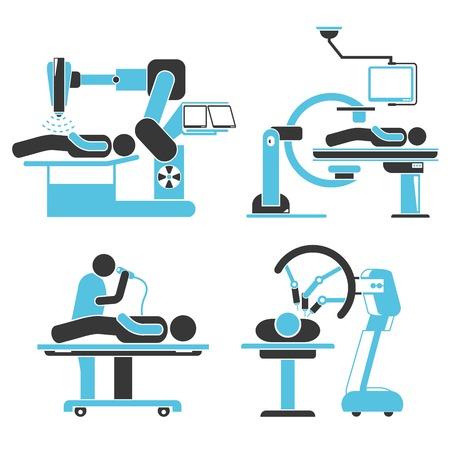 medical scans: robotic surgery
