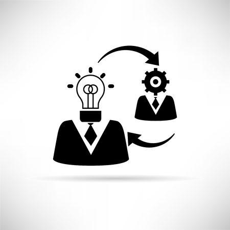 logica: idea y la l�gica Vectores