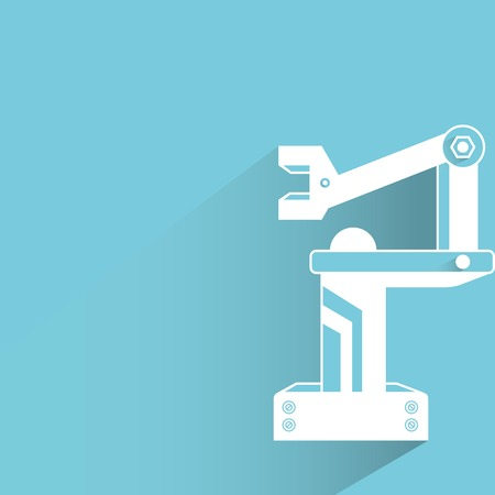 factory automation: industrial robot