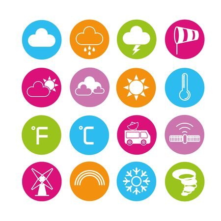 sattelite: weather icons