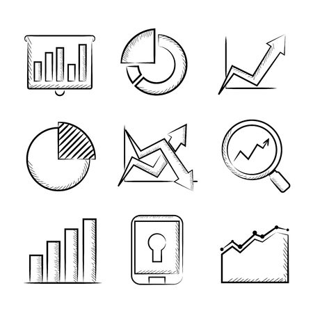 affair: data icons