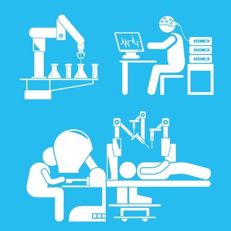 endoscopy: surgery robot