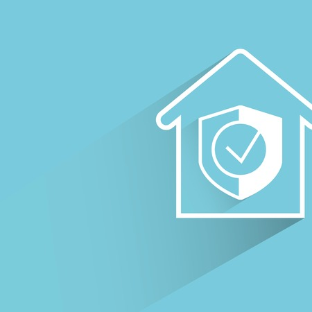 home security: home security Illustration