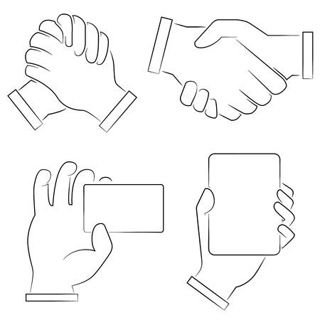 gestures: hand gestures