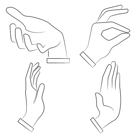 hand signs: hand signs
