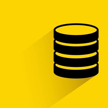 cloud storage: database, server