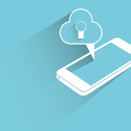 cloud security: cloud security on mobile