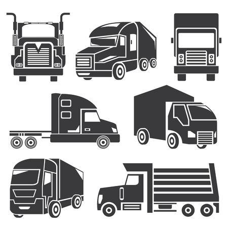 portage: truck icons