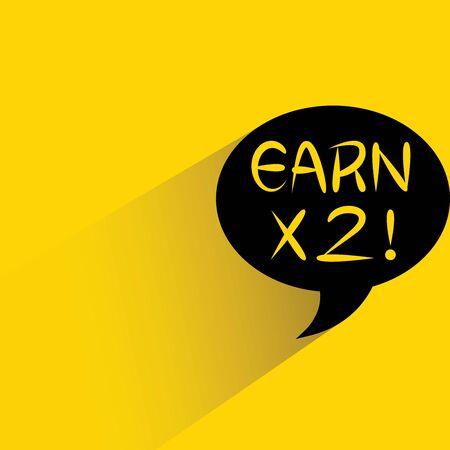 earn: earn double points