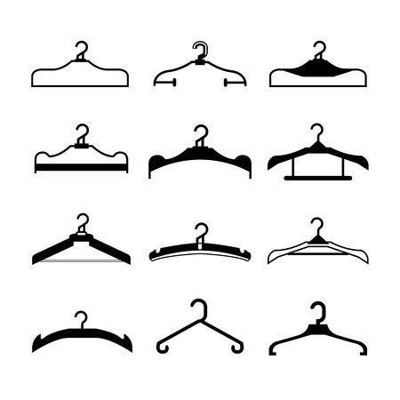 vestiti delle icone appendiabiti