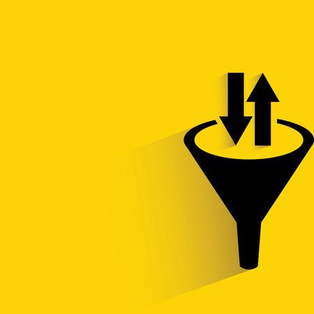 filters: data filter Illustration