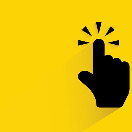klik: de hand klik