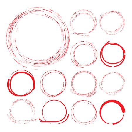 zen attitude: jeu de cercle zen