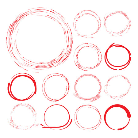 brush: zen circle set