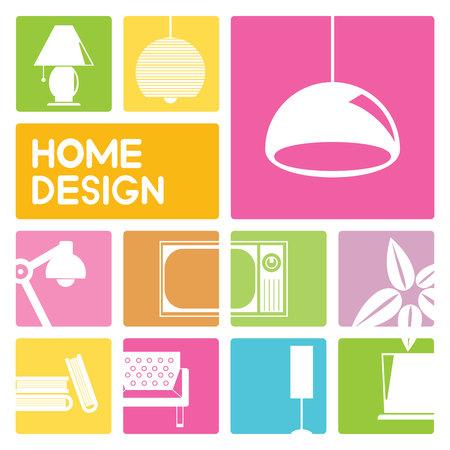 home design: home design Illustration