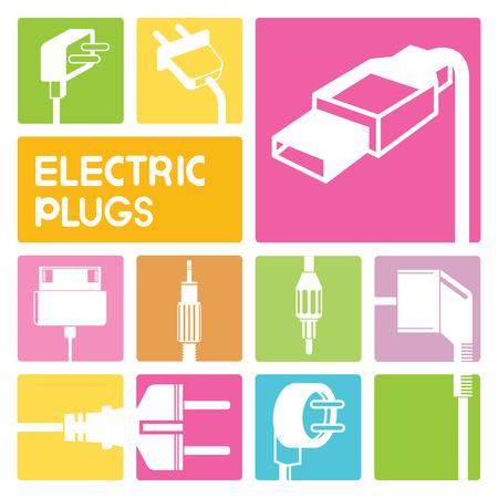 enchufe: enchufe eléctrico