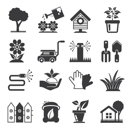 lawns: lawn icons