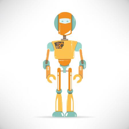 cute robot: robot