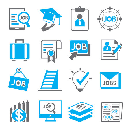 job icon: job icons