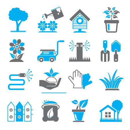 sward: garden icons, lawn icons