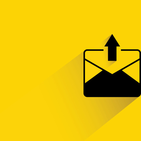 outbox: outbox email Illustration