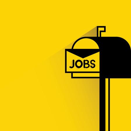 metier: jobs, mailbox