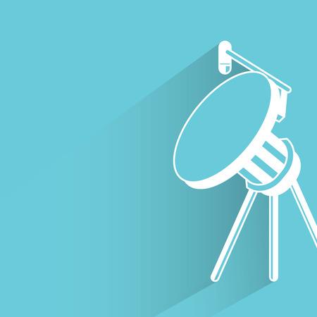 radar: radar dish