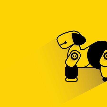 tame: robot dog