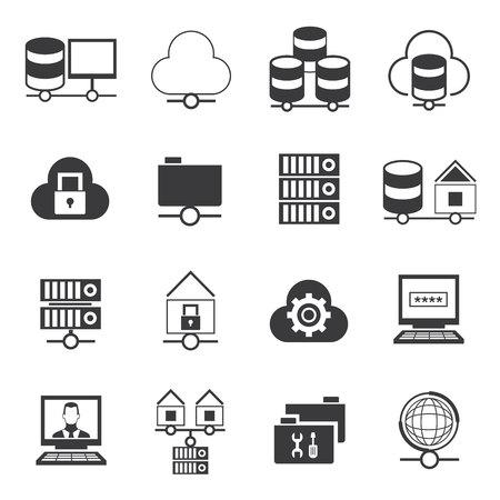 global settings: network icons