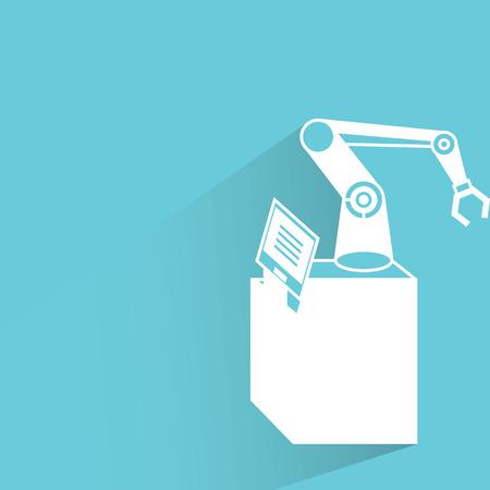 industry: industry robot