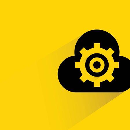 synchronizing: cloud setting