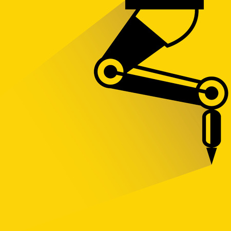 automaton: industrial robot