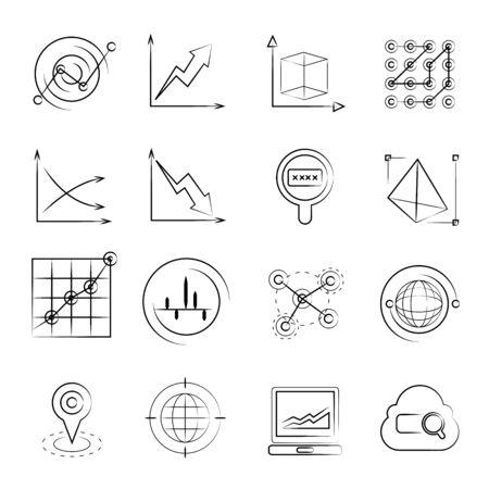 data icons