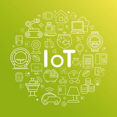 gadget: internet of things